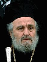 Глас православного народа. Патирарх Ириней Иерусалимский
