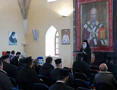 Глас православного народа. Свт. Климент Охридский