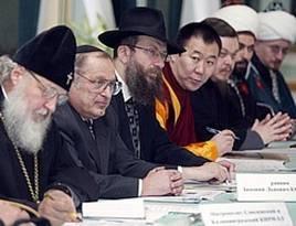 СОВЕТ НЕЧЕСТИВЫХ: очередное экуменическое заседание прошло в стенах синагоги