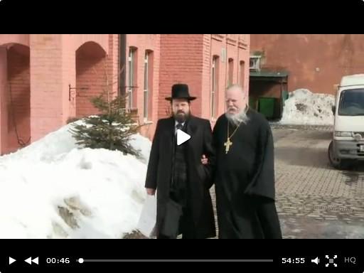 «…ПО ПРИМЕРУ ААРОНА ГУРЕВИЧА». Прот. Димитрий Смирнов обсудил обстановку в Церкви и обществе с московским раввином