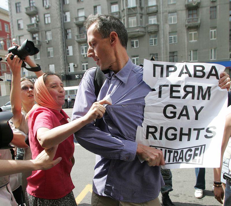 УЗАКОНЕННЫЙ ГРЕХ: в Молдавии был принят закон против дискриминации содомитов