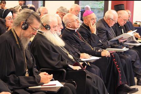 """БОГОМЕРЗКОЕ БОЗЕ: на очередном экуменическом форуме еретики праздно обсудили православную духовность. """"ГЛАС ПРАВОСЛАВНОГО НАРОДА"""" - ГАЗЕТА ДЛЯ ПРОСТЫХ ЛЮДЕЙ"""