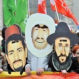 """""""ГЛАС ПРАВОСЛАВНОГО НАРОДА"""" - ГАЗЕТА ДЛЯ ПРОСТЫХ ЛЮДЕЙ. БЛИЗКО К ПРАВДЕ: иранский лидер обвинил США и Израиль в желании рассорить мусульман"""