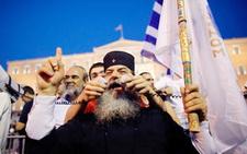 'ГЛАС ПРАВОСЛАВНОГО НАРОДА' - ГАЗЕТА ДЛЯ ПРОСТЫХ ЛЮДЕЙ. И НАШИМ, И ВАШИМ: Греческая Церковь противостоит экуменизму, но придерживается папского календаря