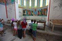 Оккультную секту не заметили в монастыре: Вальдорфская школа посетила Оптинское подворье.