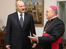 Опасное невежество Лукашенко:: Ватикан становится политическим партнером Беларуси.