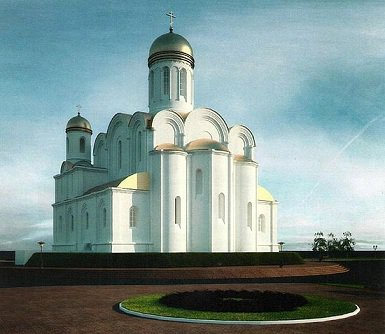 Сбор пожертвований на храм Свт. Николая давшими обет Богу выжившими после расстрела Белого дома 1993 г. продолжается