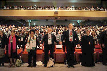 Новоизбранные представители Православия во «всемирном совете церквей» обязуются пропагандировать экуменизм в своих регионах :: Нововведения X ассамблеи