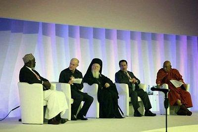 «Рай – это когда каждый будет свободно чтить Бога по-своему» ?! Вселенский патриарх Варфоломей и 600 «православных» экуменистов на конференции «Религии за мир» (ФОТО)