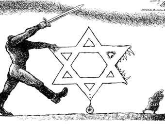 «Лига защиты евреев» от гоев :: Французские евреи выискивают в соц. сетях «антисемитов» и нападают на них