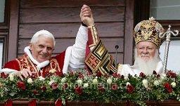 Подготовка к «всеправославному собору» :: В марте патр. Варфоломей приглашает православных патриархов, в мае встречается с римским папой