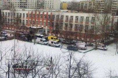Последствия атмосферы всеобщего отчуждения и двойных стандартов общества :: 3 февраля в Московской школе №263 произошла трагедия