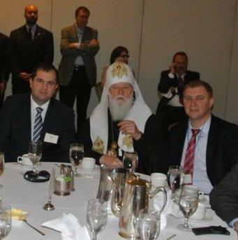 Украинские революционеры уже на приеме у хозяев :: Униаты, раскольники и баптисты приняли участие в «62-м национальном молитвенном завтраке США»