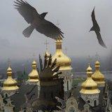 Духовная сущность евромайдана :: Вооруженные люди окружили Киево-Печерскую лавру