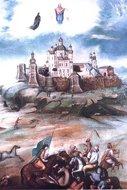 Весь день звонят колокола, созывая православных на защиту святыни :: О ситуации вокруг Почаевской лавры