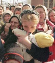 Православный, помоги братьям и сестрам :: В Россию хлынули беженцы с оккупированной Украины