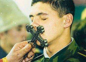 Сегодня все решает дух русских людей, их Православие :: Памятка современным воинам