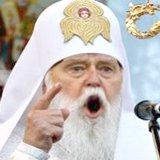 «У нас есть правдивые гаранты – это США и Великобритания» :: Выступление «патриарха Филарета», в котором Путин и РПЦ МП сравнивается с немецкими фашистами