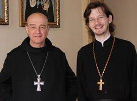 Апостасийный элемент духовного образования :: Российский православный университет заключил соглашение о сотрудничестве с прокатолическим парижским