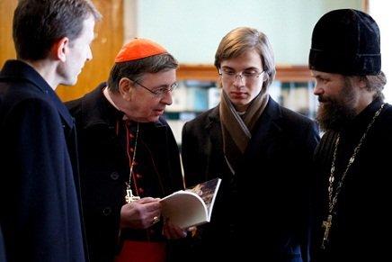 Война против святых отцов :: О. Четверикова о модернизме в богословском образовании РПЦ