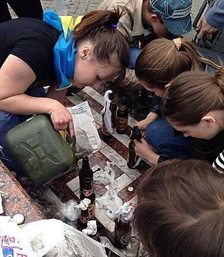 Дом профсоюзов на Куликовом поле :: Чудовищные события произошли в Одессе 2 мая (2 ДОБАВЛЕНИЯ + ВИДЕО + рассказы очевидцев)