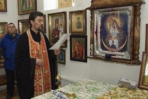 Появился первый священномученик :: В ночь на 9 мая на Донецком блокпосту застрелили прот. Павла Жученко