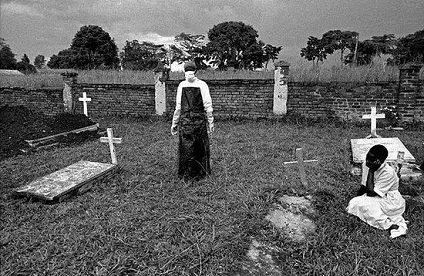 «Я оказался в почти апокалиптическом сценарии» :: Архимандрит Фемистокл (Адамопулос) из самого очага вспышки лихорадки Эбола