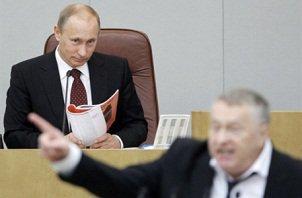 Россия может быть только Империей. Путин - Верховный правитель, Император. План «Барбаросса-2» уже принят — чего мы ждем? :: Одиозное выступление Жириновского в Ялте 14.08.2014 (ВИДЕО)