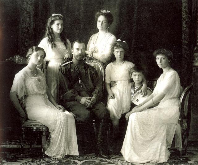 Дивлюсь влиянию их образа :: Размышления послушницы о духовной жизни в рассмотрении Царской семьи