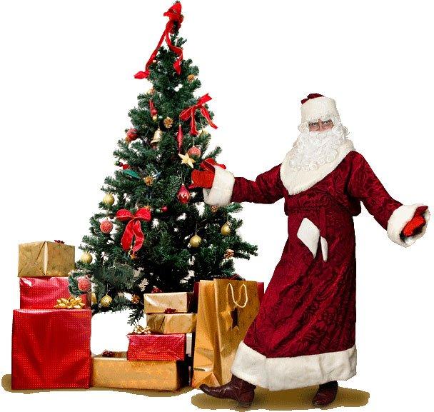 В лучшем случае – традиция :: Ни рождественская елка, ни дед Мороз не имеют отношения к Православию