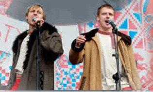 «Наш выбор уже сделан»: Песня как служение России