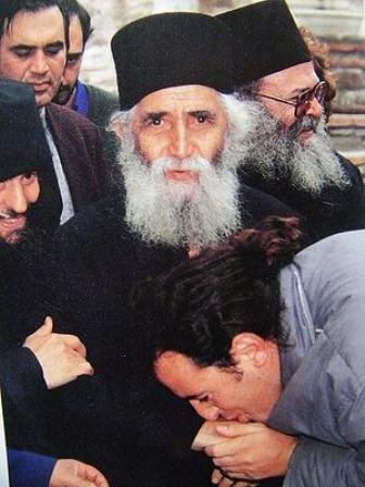Константинополь причислил старца Паисия Святогорца к лику святых