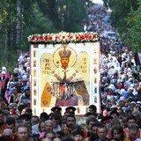 Через Покаяние к Воскрешению :: Царские крестные ходы в Сербии и России в 2014 г.