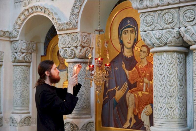 Родные во Христе :: История одного монашеского семейства на Валааме
