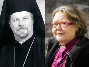 Экуменическое беззаконие: епископша-лютерантка в Православном храме