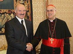 Все оценили символизм минских встреч :: Ватикан укрепил свои позиции в Белоруссии