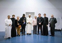 Межрелигиозные контакты Русской семинарии во Франции :: Светская встреча «Открыть веру другого» (ФОТО)