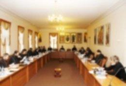 Состоялось очередное заседание комиссии межсоборного присутствия