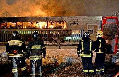 Пожар в ИНИОН: Следы ведут к Ротшильдам?