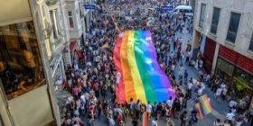 Пример для подражания: турки разогнали парад содомитов водометами и резиновыми пулями