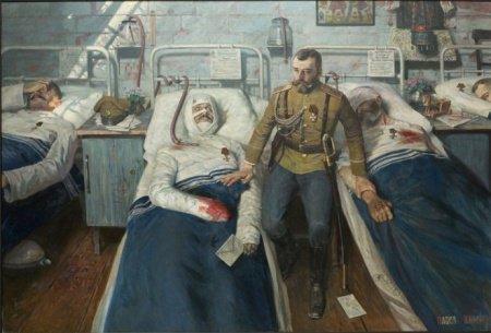 Павел Рыженко - слуга Государев