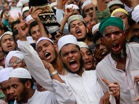 Рост численности молельных комнат мусульманских экстремистов вызывает у Санкт-Петербургской власти тревогу