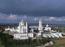 Почаевская Лавра обратилась к властям Украины с просьбой осуществить действия по недопущению провокаций на территории Свято-Успенской Почаевской Лавры