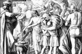 Три спаса августа. Почему на Медовый спас едят блины с маком и как раньше учили истории
