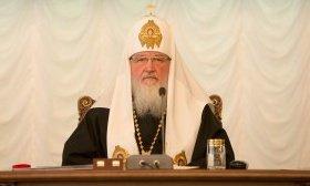 Патриарх Московский и всея Руси Кирилл 3 сентября в прямом эфире ответит на вопросы о социальных проблемах