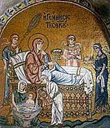 Праздник Рождества Пресвятой Богородицы. Этот день считается днем начала Русского государства