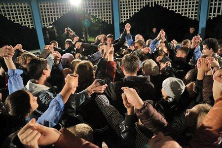 Слет православной молодежи «Дороги святого Симеона» :: Хип-хоп в «честь» Преподобного