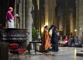 В Париже экуменисты отметили 50 лет «снятие» анафем 1054 года
