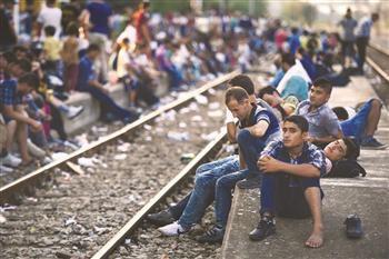 О.Н. Четверикова: Миграционный «кризис» Европы вполне управляемый. О причинах «миграционного кризиса» в Европе