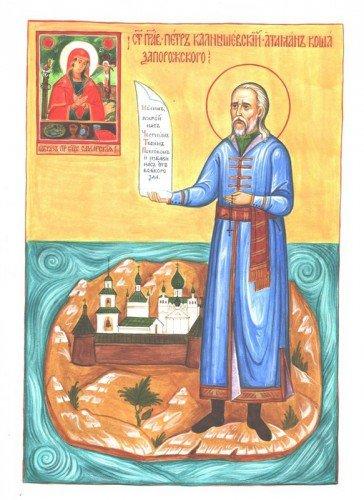 Архиепископ Лука: «Для нас святой Петр яркий пример любви к Богу и ближнему». В Запорожье прославлен в лике святых Петр Калнышевский